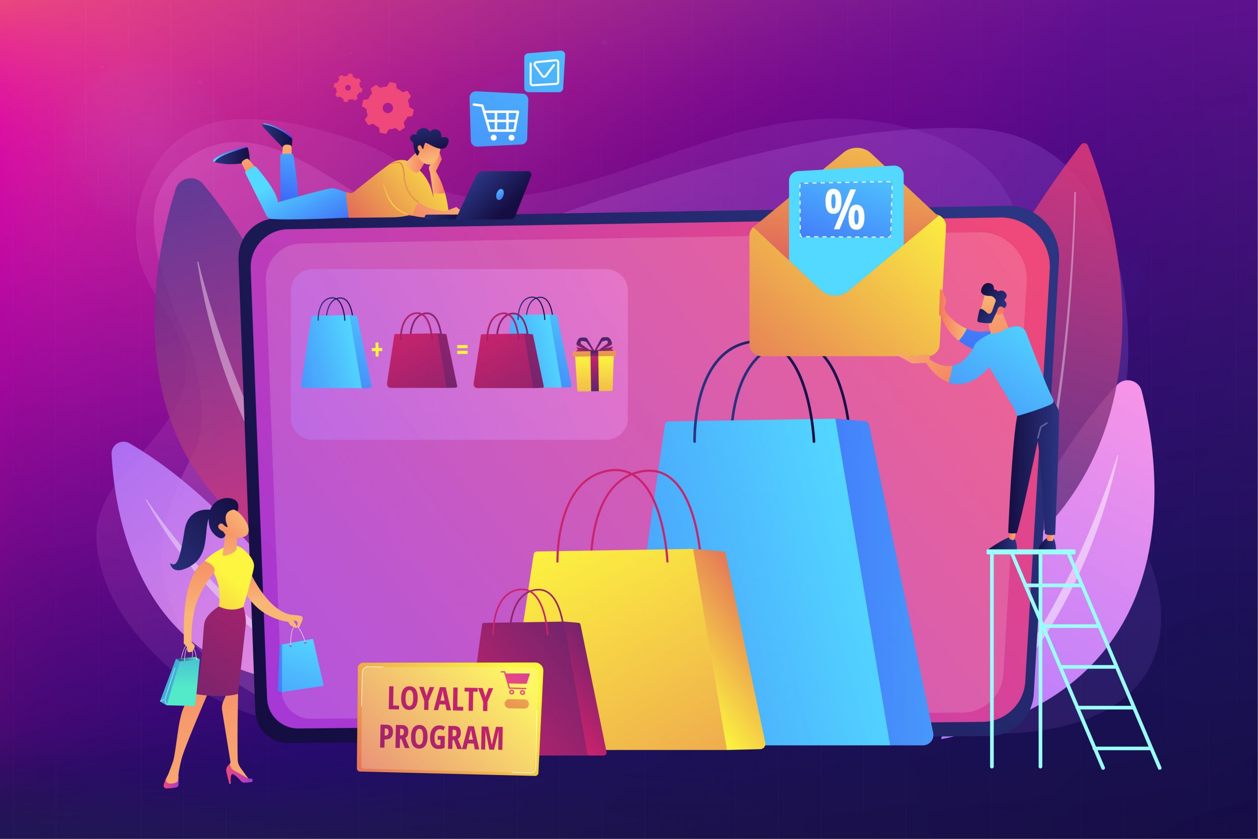 Loyalty Program Platform For Digital Media Site